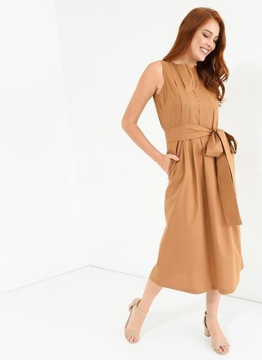 Beli Bağlamalı Elbise-People By Fabrika